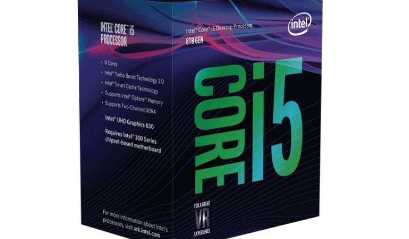 Leaked Benchmarks Pit Intel Core i5-8600K vs. i7-7700K
