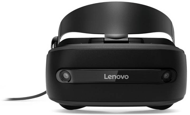 Lenovo Announces Explorer Mixed Reality Headset