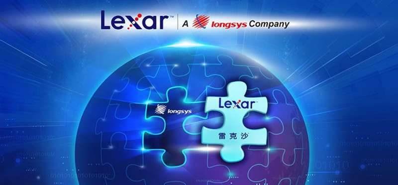 Longsys Lexar Acquisition