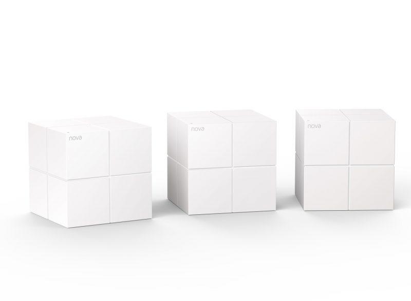 Tenda Nova Mesh Wi-Fi System Offers Easy Network Setup