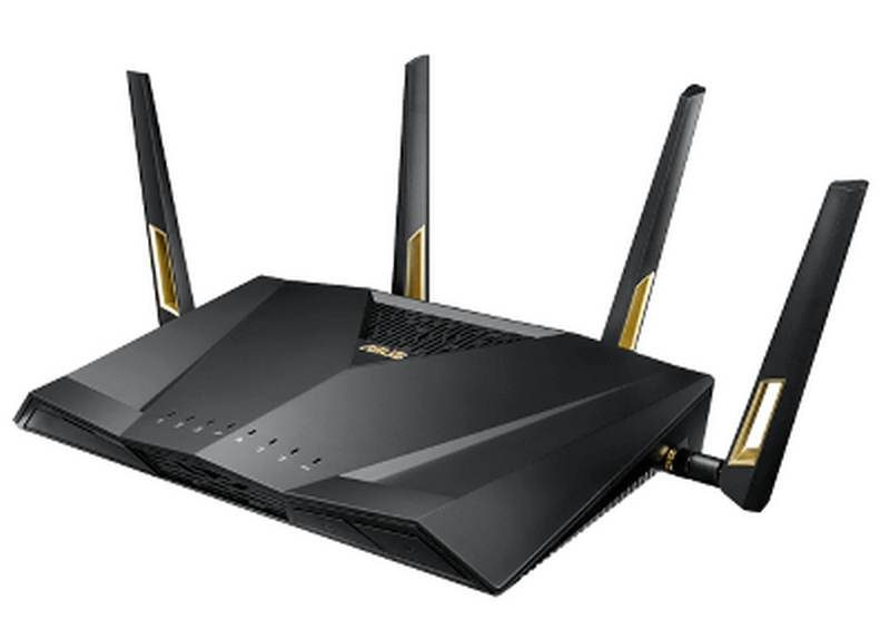 ASUS Unveils RT-AX88U Router with Next-Gen 802.11ax Wi-Fi