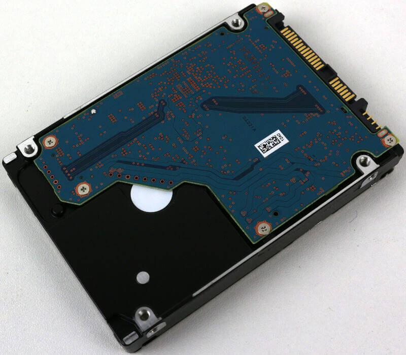 Toshiba AL14SX Photo bottom