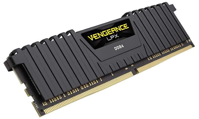 Corsair Introduces 4600MHz Vengeance LPX DDR4 Kits