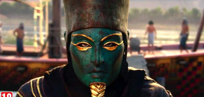 Assassin's Creed Origins: Order of the Ancients Trailer Released