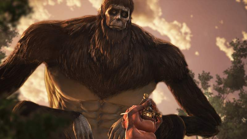 Attack on Titan 2 Game Heading to PC