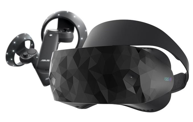 ASUS Details HC102 Mixed Reality Headset