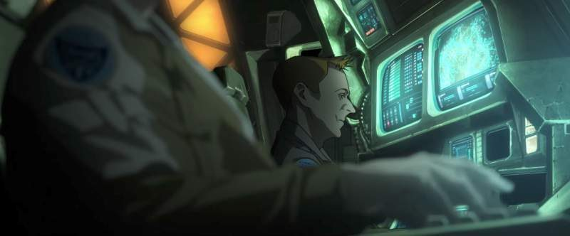 Sony Pictures Teases Blade Runner Anime Spin-off