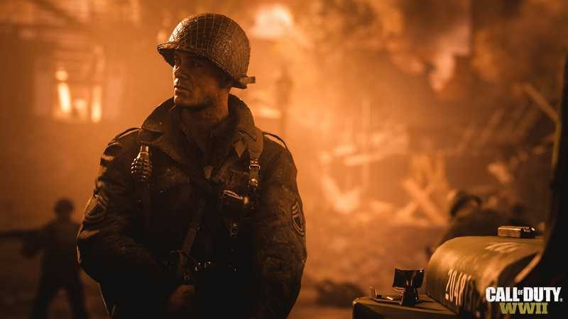 Call of Duty: World War II Releases Four Character Profile Videos