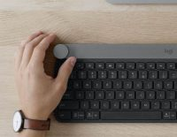 Logitech Craft Keyboard Features Built-in Smart Knob