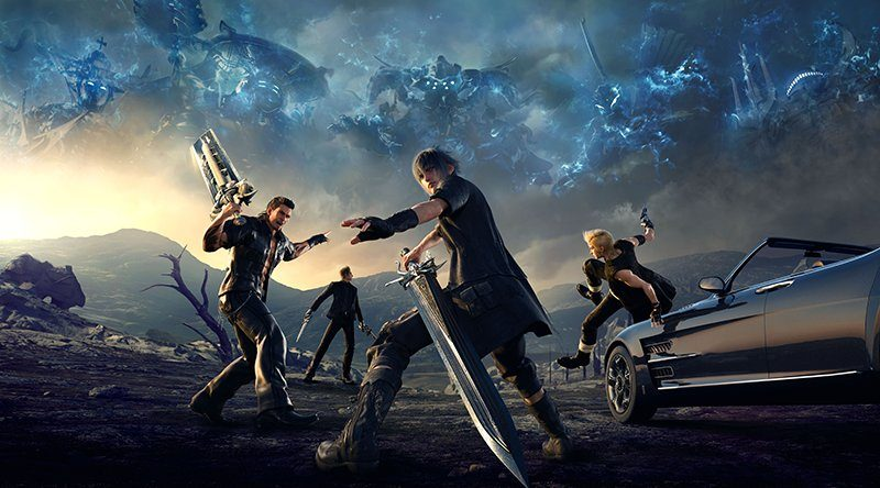 FFXV 4K 60FPS PC is Every Acronym You Want to See in Action Today