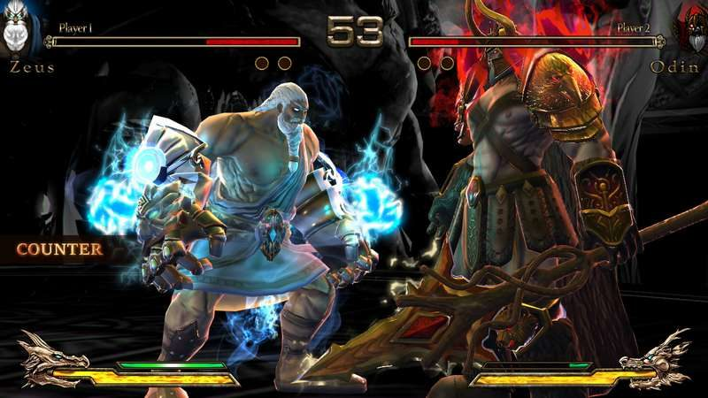 Steam Blocked in Malaysia Because of 'Fight of Gods' Game