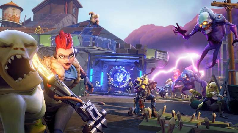 Fortnite Battle Royale Draws One Million Players on Launch Day