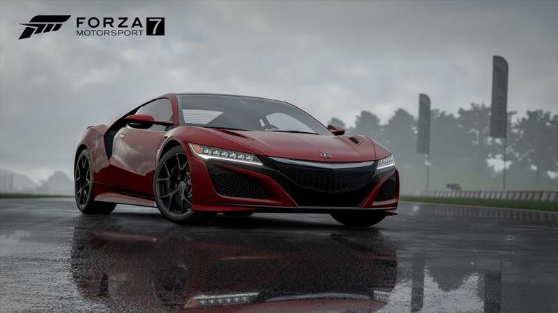 Forza Motorsport 7 Intentionally Runs One CPU Core at 100%