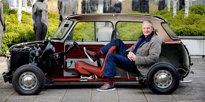 Dyson Announces £2 Billion Electric Car Project