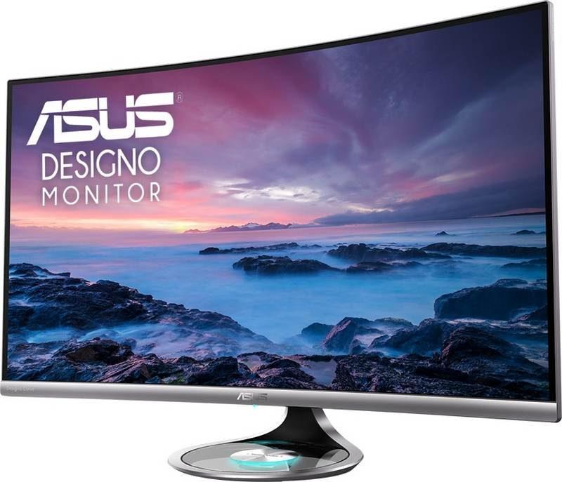 ASUS Introduces Designo Curve MX38VC and MX32VQ Monitors