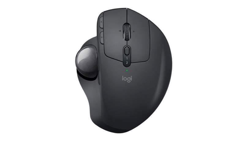 Logitech Announces MX ERGO Trackball Mouse