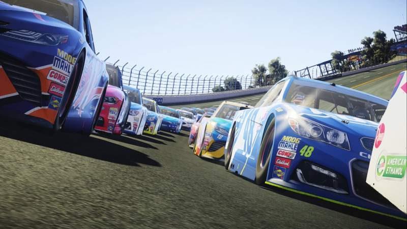 NASCAR Heat 2 Now Available on Steam for Windows