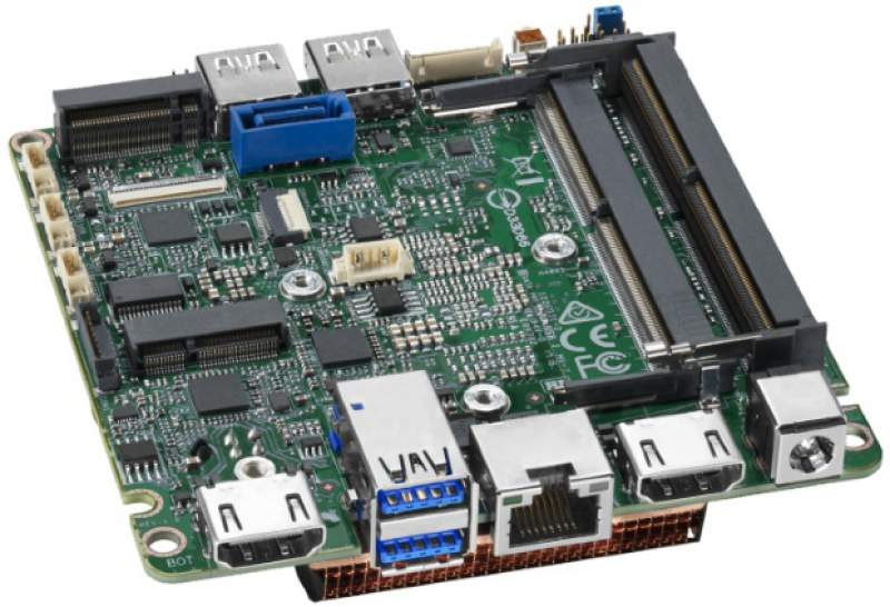 "Intel Launches ""Dawson Canyon"" NUC Kits"