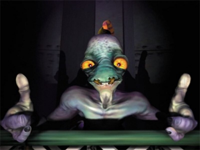 Oddworld: Abe's Oddysee is FREE for a Limited Time