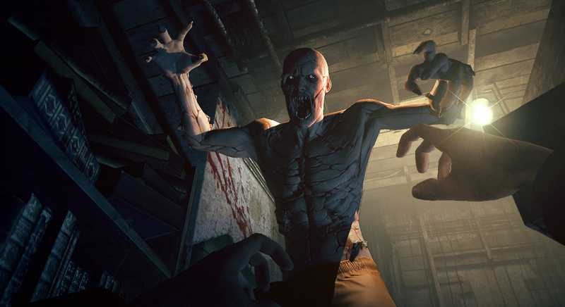 Humble Store Giving Away 'Outlast' for the Next 24 Hours