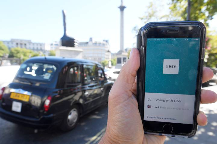 Uber Stripped of Operating License in London