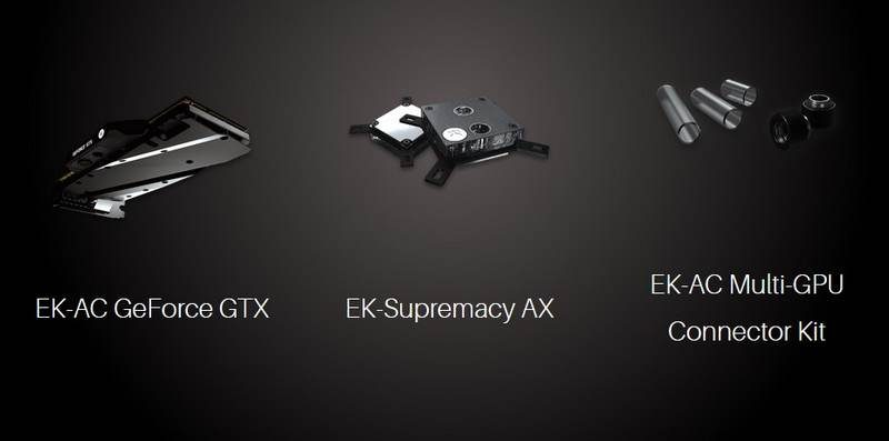 EKWB Fluid Gaming Components Now Available