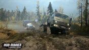SpinTires: Mudrunner Gameplay Trailer Released