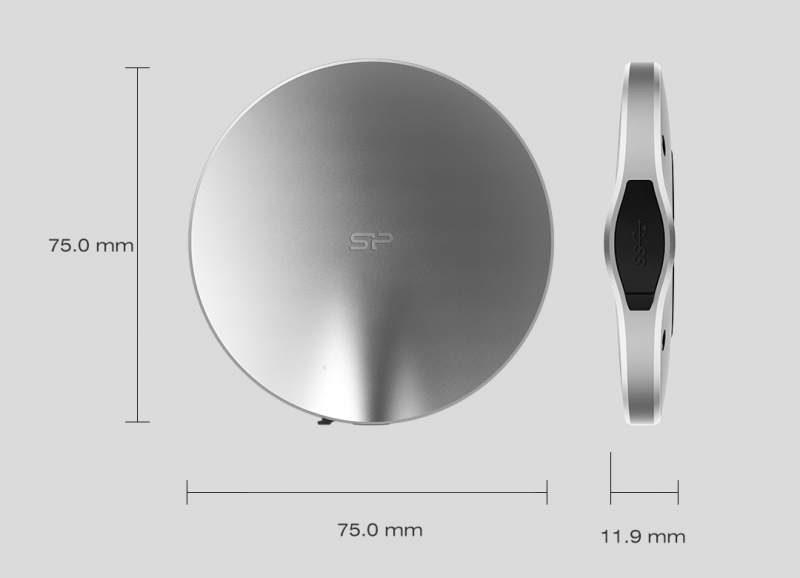 Silicon Power Introduces Bolt B80 Portable SSD
