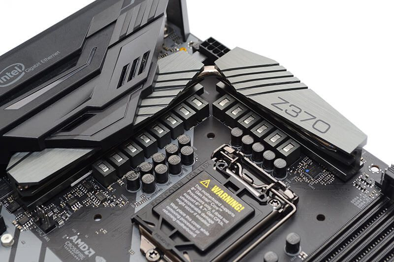 ASRock Z370 Fatal1ty Gaming K6 Motherboard Review