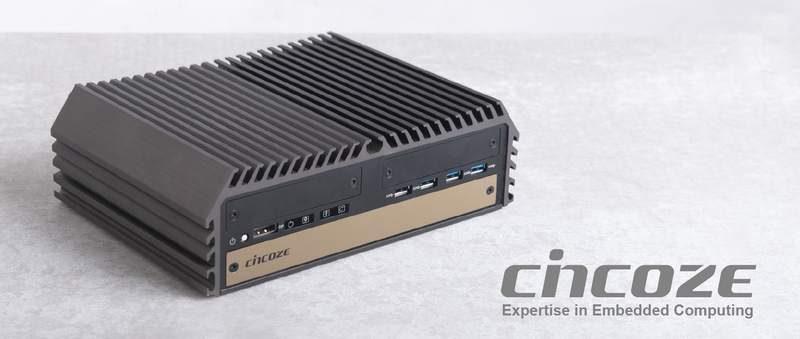 Cincoze Announces DX-1000 Rugged Compact Workstation