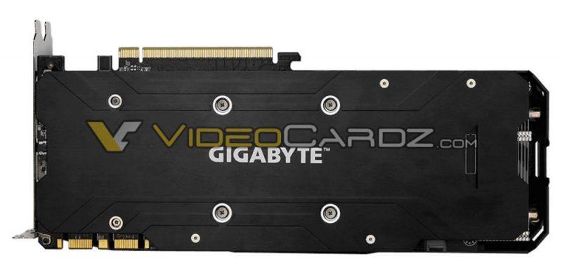 GIGABYTE GTX 1070 Ti GAMING OC back 1000x497