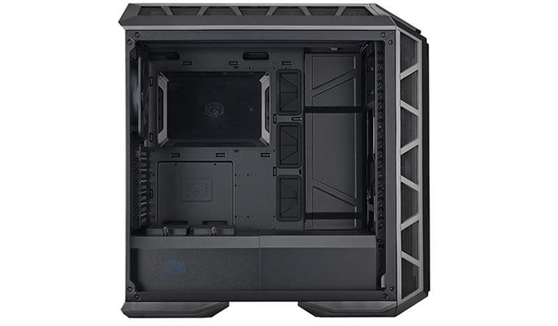 Cooler Master MasterCase H500P Case Now Available