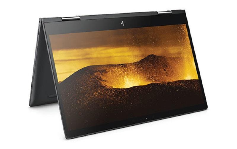HP ENVY AMD 2500U APU 1
