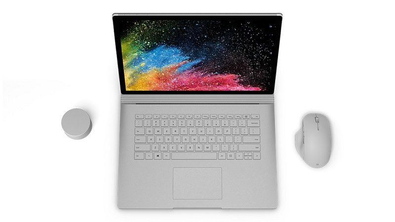 Microsoft Surface Book 2 v2