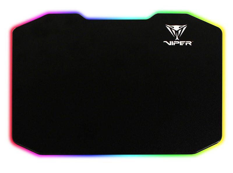 Patriot Unveils Viper Series LED Gaming Mousepad 5