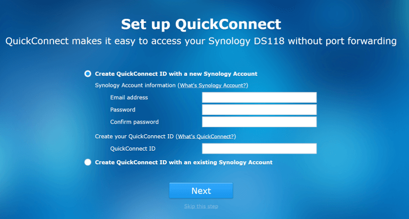 Synology NAS SS Init 7