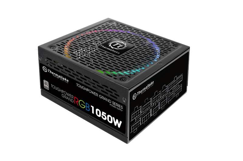 Thermaltake Announces Toughpower Grand RGB Platinum PSUs