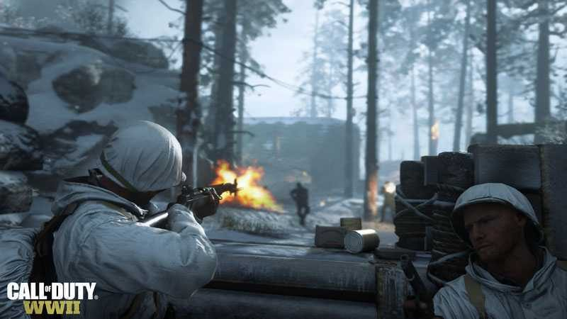 Call of Duty: WWII Pre-Load Now Available—90GB on PC