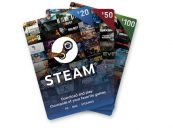 Steam Digital Gift Cards Now Available