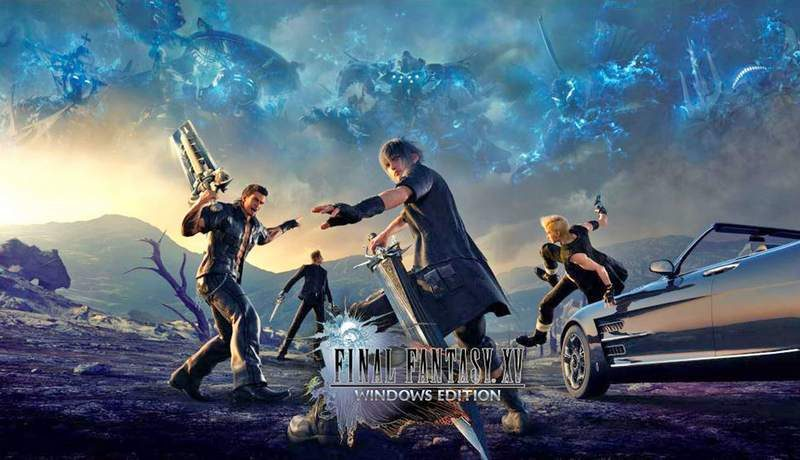Official Final Fantasy XV PC System Requirements Listed