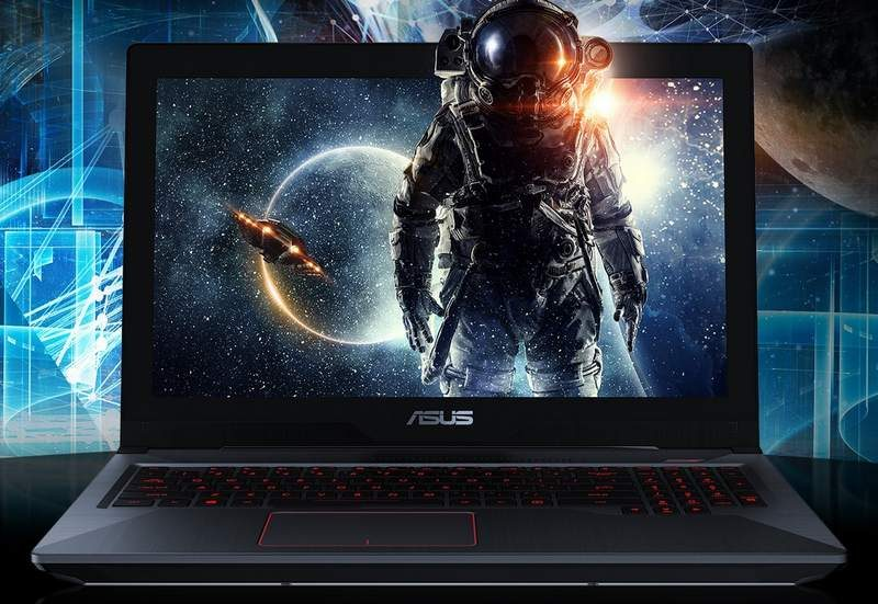 ASUS Quietly Introduces FX503 Gaming Laptop