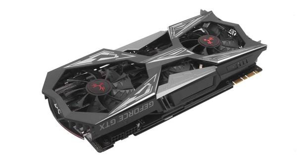 Colorful Launches GeForce GTX 1070 Ti Vulcan X TOP