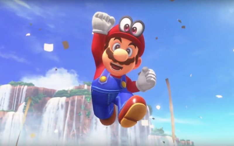 Nintendo Releases Two New Super Mario Odyssey Trailers