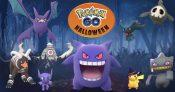 Pokemon GO Halloween Event 2017 Starts October 20