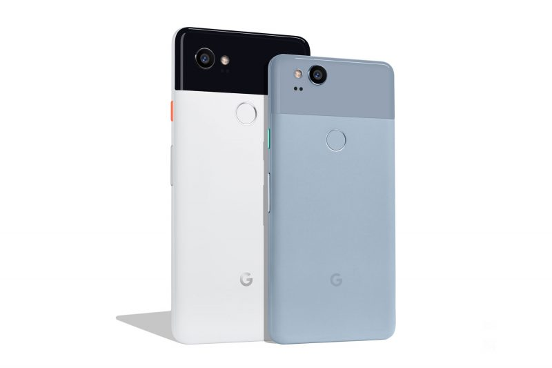 Google Pixel 2 and Pixel 2 XL Officially Launched