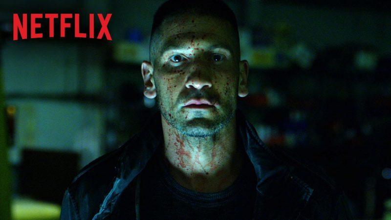 Marvel's The Punisher Premieres on Netflix November 17
