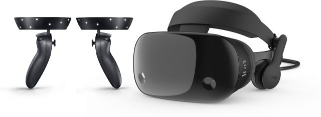 Samsung Officially Announces Odyssey Premium VR Headset