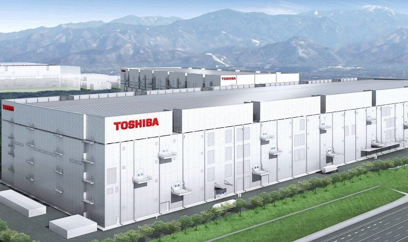 Ransomware Costs Toshiba 400,000TB of SSD Storage