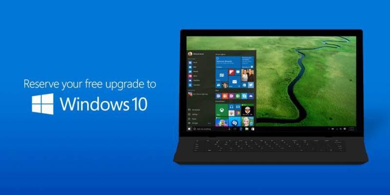 Free Microsoft Windows 10 Upgrade Ends December 31st