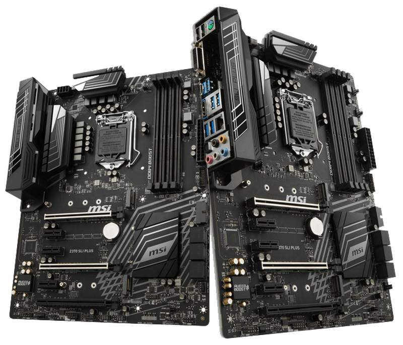 MSI Unveils Full Intel Z370 Lineup With 13 Motherboards